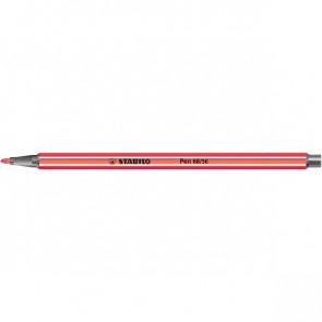 Pennarelli Stabilo Pen 68 Iin Scatoletta di cartone nero 1 mm da 7 anni 68/46