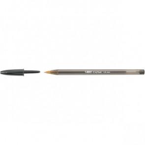 Penna a sfera Cristal® Bic Large nero 1,6 mm 880648 (conf.50)