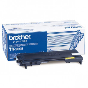 Originale Brother TN-2005 Toner SERIE 2005 nero