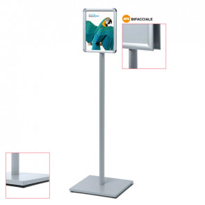 STUDIO T Display Catching Pole Standard A4 Bifacciale