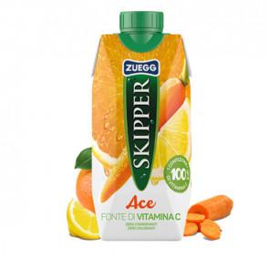 Succo Skipper - gusto ACE - Zuegg - brick 330 ml
