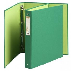 Raccoglitori FOREVER® Exacompta esterno verde scuro/ interno verde chiaro 51983E