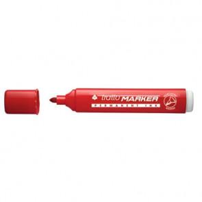 Marcatore Tratto Marker - tonda - rosso - 1- 5 mm - 841102