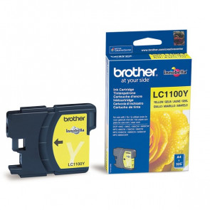 Originale Brother LC-1100Y Cartuccia inkjet SERIE 1100 giallo