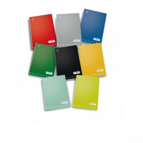 Quaderno A4 Monocromo 100 Pigna A4 4 mm (Quadretti) 36 ff+R 02217804M