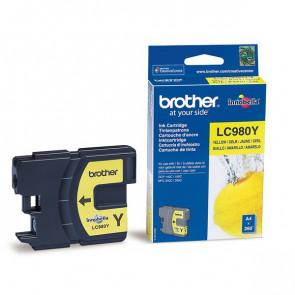 Originale Brother LC-980Y Cartuccia inkjet SERIE 980 giallo