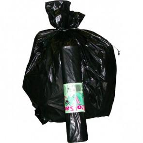 Sacchi per immondizia Cagliplast 50x60 cm 30 l 16 ?m nero 10240 (conf.20)