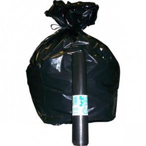Sacchi per immondizia Cagliplast 70x110 cm 110 l 30 ?m nero 10271 (conf.10)