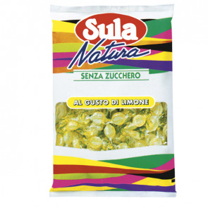 Caramelle Sula - gusto limone - Sula - busta 1 kg