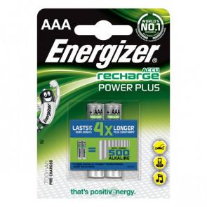 Ricaricabili Energizer ministilo AAA 700 mAh 625996/635177 (conf.2)