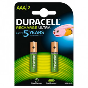 Pila ricaricabile stay charged Duracell ministilo AAA 1,2 V 94803817 (conf.2)