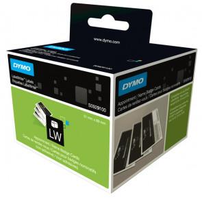Etichette per Dymo LabelWriter non adesive 89x51 mm bianco S0929100 (pz.1x300)