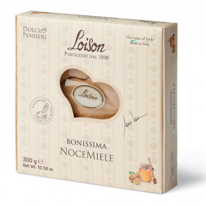 Torta Bonissima nocemiele 300gr - Loison