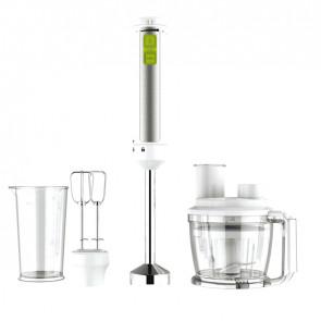 Mixer ad immersione - con accessori - 800 W - Pengo