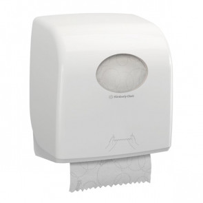 Dispenser asciugamano caprive Slim Roll Kimberly Clark 43,6x25,2x33,1 cm 7955