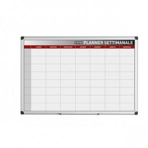 Lavagne planning Bi-Office settimanale 90x60 cm GA03266170
