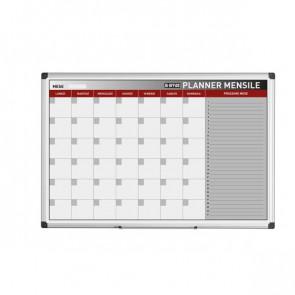 Lavagne planning Bi-Office mensile 90x60 cm GA03267170
