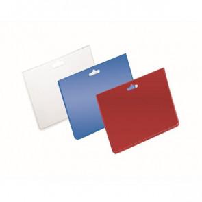 Buste portanome Durable 60x90 mm trasparente 999110825 (conf.100)