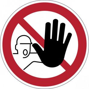 Segnaletica da terra Durable accesso vietato alle persone non autorizzate rosso 1730-03