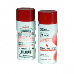 Gel antiustioni PVS 50 ml GEL002