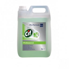Detergente liquido Mela Verde Cif 5 l 100958290