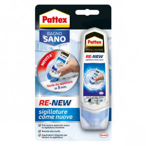 Silicone Bagno Sano Re-new Pattex 100 ml 2045061
