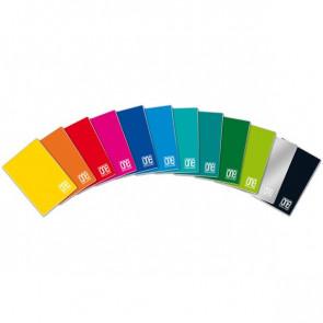 Quaderni One Color 80 Blasetti A4 5 mm 40+R 1411 (conf.10)