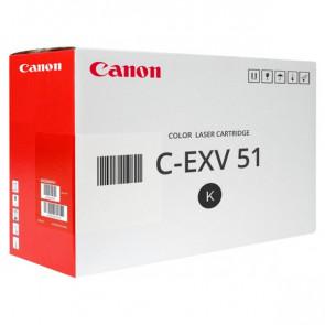 Originale Canon laser 0481C002 Toner alta resa C-EXV 51K nero