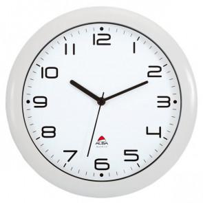 Orologio da parete Easy Time Alba ? 30 cm bianco HORNEWBC