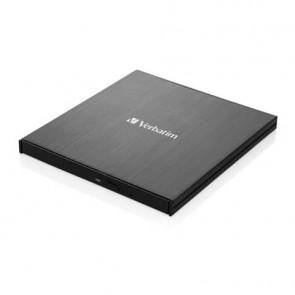 Masterizzatore Blu-ray esterno USB 3.0 Slimline Verbatim 43890
