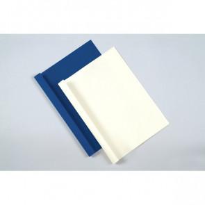 Cartelline termiche A4 Fellowes lucida d.12mm 120 fogli bianco 53150 (conf.100)