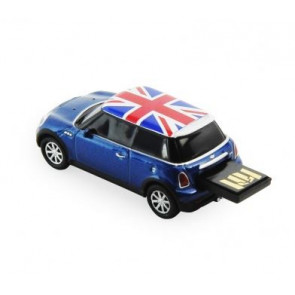 REDLINE USB MINI COOPER S BLUE 16 GB