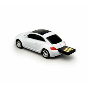 REDLINE USB NEW BEETLE WHITE 16 GB