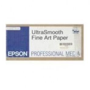 "EPSON RISMA 25FG ULTRASMOOTH FINE ART PAPER(325) A3+ (13X19"") 325G"