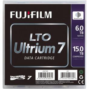 FUJIFILM LTO 7 ULTRIUM 6TB NATIVI 15TB COMPR
