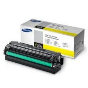 Toner alta capacità CLT-Y506L Samsung giallo SU515A