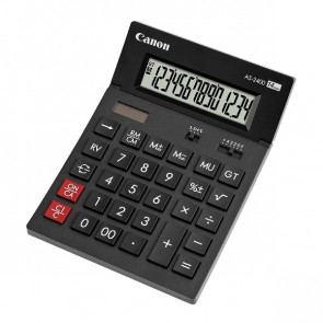 Calcolatrice da tavolo ecologica AS-2400 Canon - 4585B001