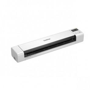 BROTHER Scanner portatile A4 con WiFi e duplex. Scansione su SD card. 15 ppm b/n e col