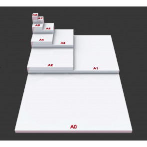 As Marri Carta Inkjet Plotter 420x594 ( A2 ) 90 Gr.250fg.Opaca Pbj.90 Marri