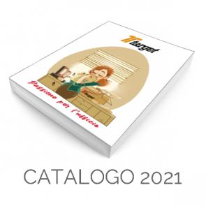 NOVITA' - Catalogo targetsas.it 2021 (800 pag.)