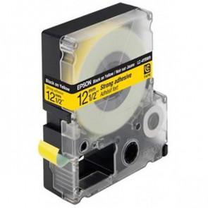 Nastro per etichettatrice LC Epson 12 mm x 9 m nero/giallo C53S625403