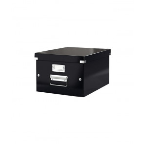 Scatole archivo Click & Store - scatola grande- nero