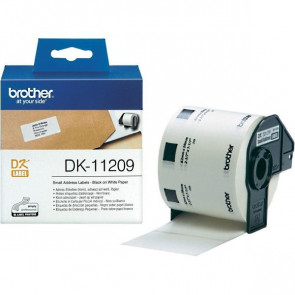 Etichette Adesive In Carta Serie Dk 800 Etichette 29X62 Mm Dk11209