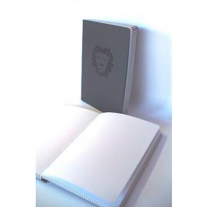 Quaderno notebook A5, 120 PAGINE. Copertina nera