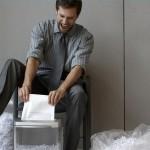 distruggidocumenti inceppato?  5 consigli pratici per risolverlo