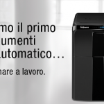 Distruggi documenti Fellowes Automax