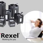Distruggi documenti Rexel Auto+ la serie che ti fa risparmiare